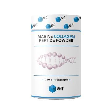 Marine collagen (коллаген) 209 г со вкусом ананаса SNT