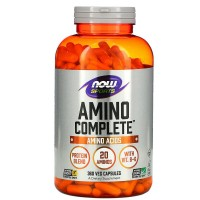 AMINO COMPLETE 120 капсул NOW Foods