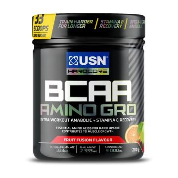 BCAA Amino-Gro (200 гр) USN