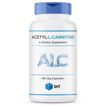 Acetyl L-Carnitine (карнитин) 500 мг 60 капсул SNT