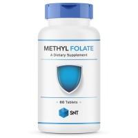 Methyl folate (фолиевая кислота) 400 мкг 60 таблеток SNT
