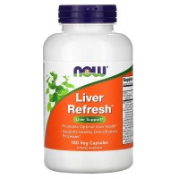 Liver Refresh 180 капсул Now Foods