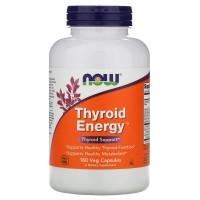 THYROID ENERGY 180 вег. капс. NOW Foods
