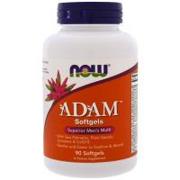 ADAM (мультивитамины для мужчин) 90 жидких капсул (45 дней)