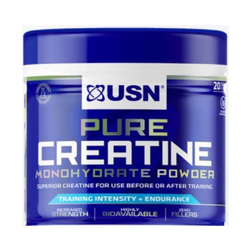 Pure Creatine Powder 100 грамм USN