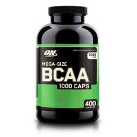 BCAA 1000 400 капсул OPTIMUM NUTRITION