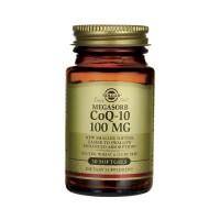 Megasorb CoQ-10 (коэнзим) 100 мг 30 капсул Solgar