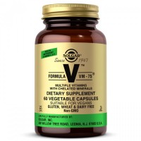 Formula VM-75® 60 раст. капсул Solgar