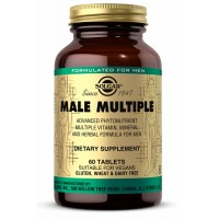 Male Multiple 60 таблеток Solgar