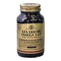 Omega 3-6-9 1300 мг 60 капсул Solgar