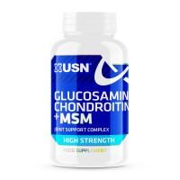 Glucosamine Chondroitin MSM (глюкозамин, хондроитин, МСМ) 90 таблеток USN
