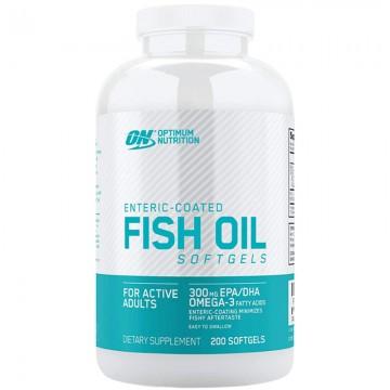 Рыбий жир Optimum Nutrition Fish Oil Softgels (200 капсул)