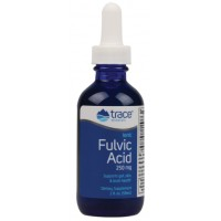 Ionic Fulvic Acid 250 мг liquid 59 мл Trace Minerals