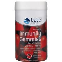 Immunity Gummies 60 жевательных конфет Trace Minerals