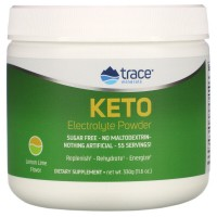 Keto Electrolyte Powder (элекролиты) 300 г Trace Minerals