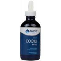 CoQ10 (коэнзим) 100 мг liquid 118 мл Trace Minerals