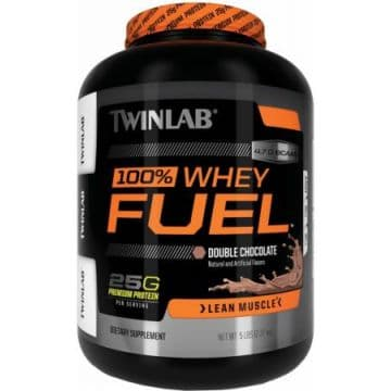 100% Whey Protein Fuel NEW 2270 грамм Twinlab