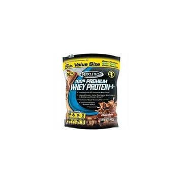 Muscletech 100% Whey+ 2270 грамм