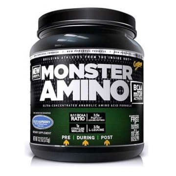 Monster Amino BCAA 375 гр Cytosport