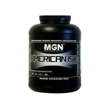 American PROTEIN ISOLATE 2,27 кг