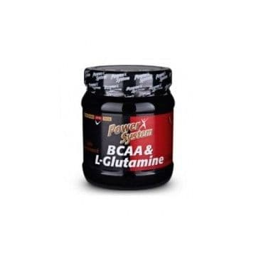 BCAA and Glutamine 450 г Power System