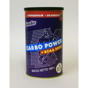 Carbo Power + BCAA 800 грамм СуперСет