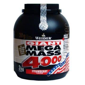 MEGA MASS 4000 3кг Weider
