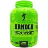 ARNOLD IRON WHEY 2270 грамм MusclePharm
