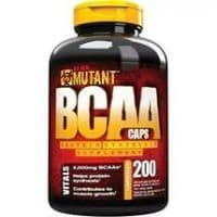 Mutant BCAA 200 капсул FitFoods