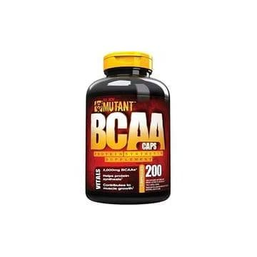 BCAA Mutant BCAA (200 капсул)