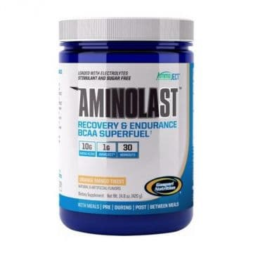 AMINOLAST 420 грамм Gaspari Nutrition