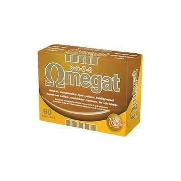 Omegat 3-6-7-9 60 капсул