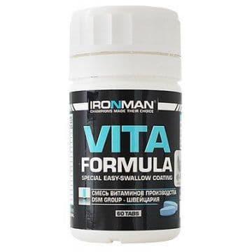 Вита формула 60 таблеток IRONMAN