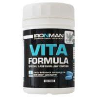 Вита формула 100 таблеток IRONMAN