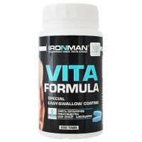 Вита формула 200 таблеток IRONMAN
