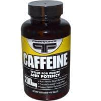 CAFFEINE 200 мг 90 таблеток PRIMAFORCE