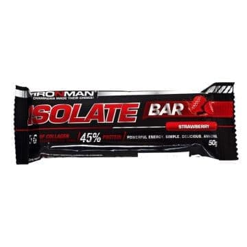 Isolate Bar 50 грамм IRONMAN