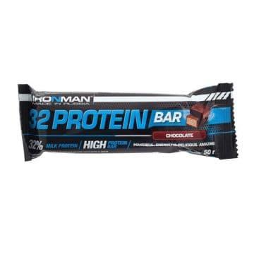 32 Protein Bar 50 грамм IRONMAN