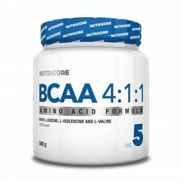 BCAA 4:1:1 500 грамм NUTRICORE