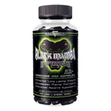 Black Mamba 90 капсул INNOVATIVE LABS