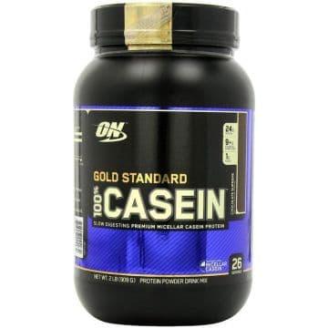 100% Casein Gold Standard 908 г Optimum Nutrition