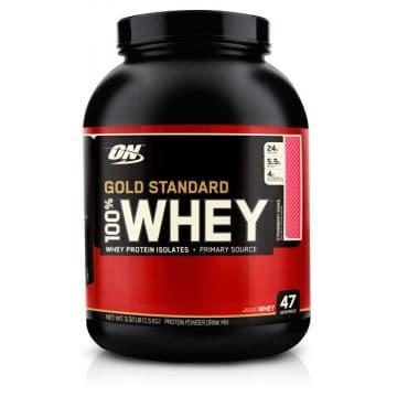 100% Whey Gold Standard 1500 г OPTIMUM NUTRITION