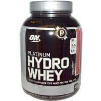 ON Platinum Hydrowhey 1590 грамм OPTIMUM NUTRITION