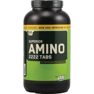 Superior Amino 2222 320 табл. OPTIMUM NUTRITION