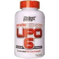 LIPO-6 240 капсул Nutrex