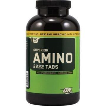 Superior Amino 2222 160 табл. OPTIMUM NUTRITION