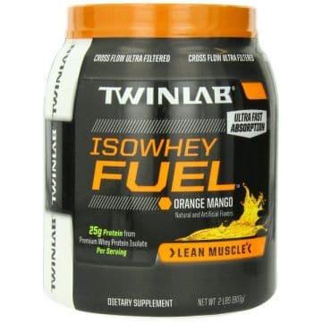 ISOWhey Fuel 907 грамм Twinlab