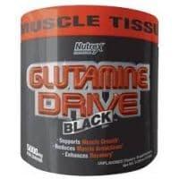Glutamine Drive Black 150 грамм Nutrex