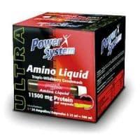 Amino liquid в ампулах 20х25 мл 11500 мг Power System
