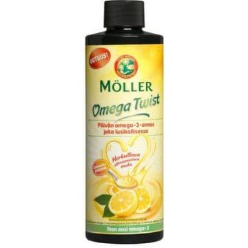 Omega Twist 230 мл Moller